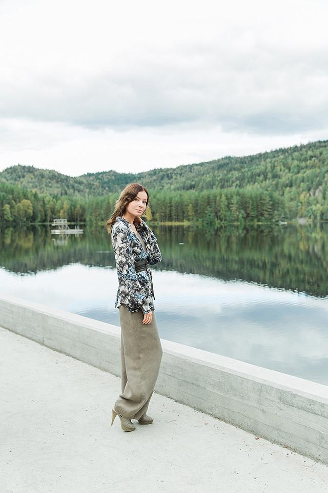 Fashion photographer in Oslo