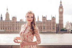 fashion photographer in london