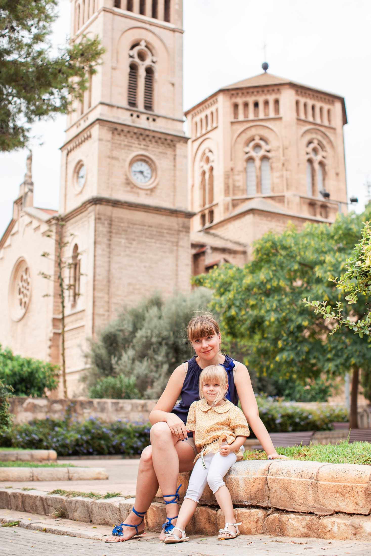 Photographer in Malaga